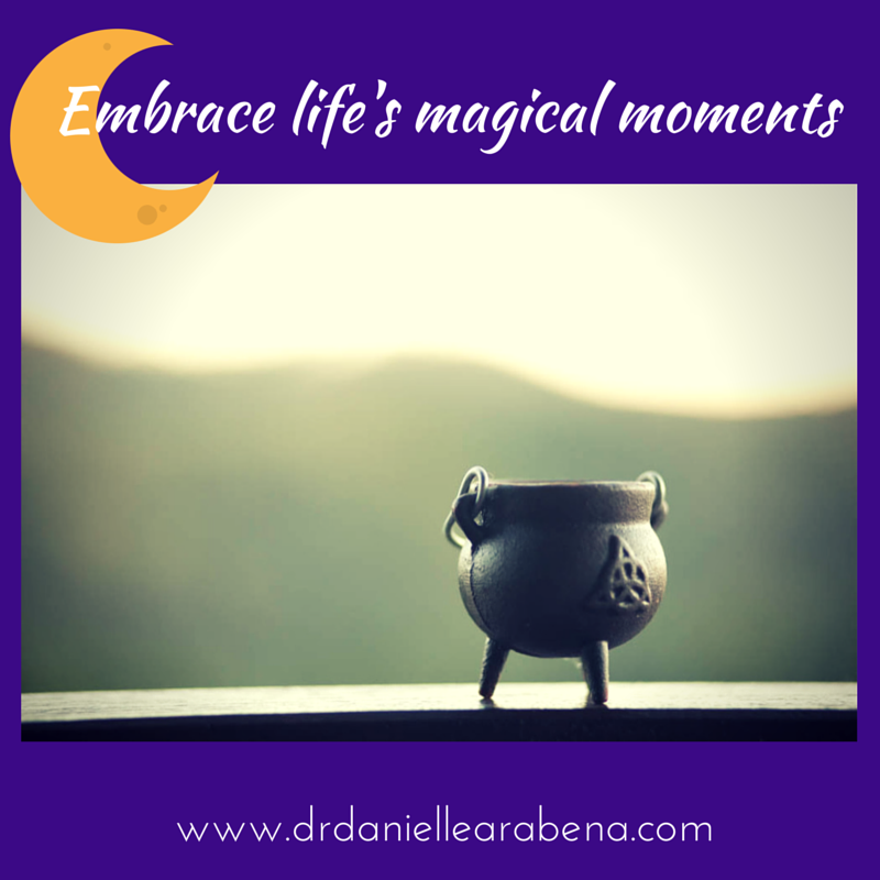 Embrace life's magical moments